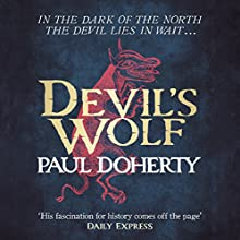 Devil's Wolf: Hugh Corbett 19 Audiobook by Paul Doherty Narrated by To Be Announced