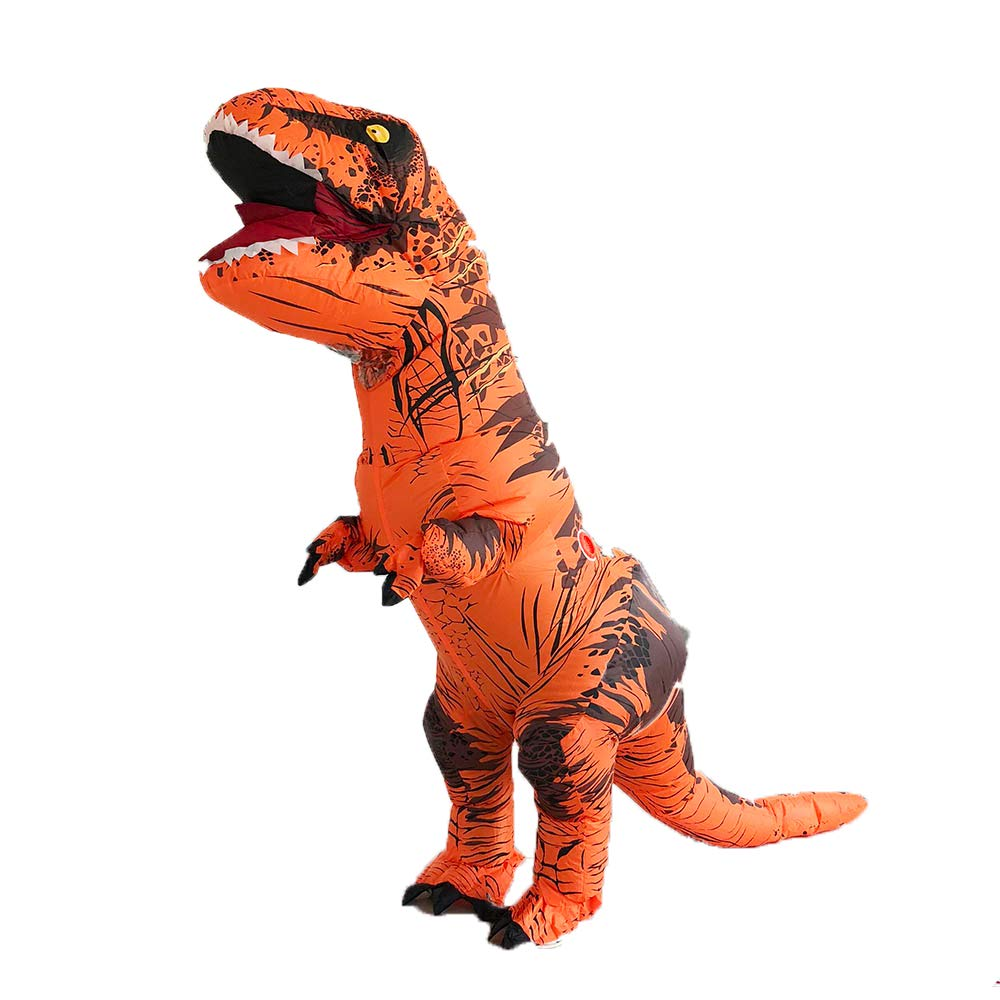 Amazon.com: Inflatable Clothing t-rex Dinosaur Inflatable ...