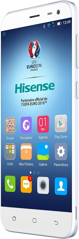 Hisense D2 - Smartphone de 5