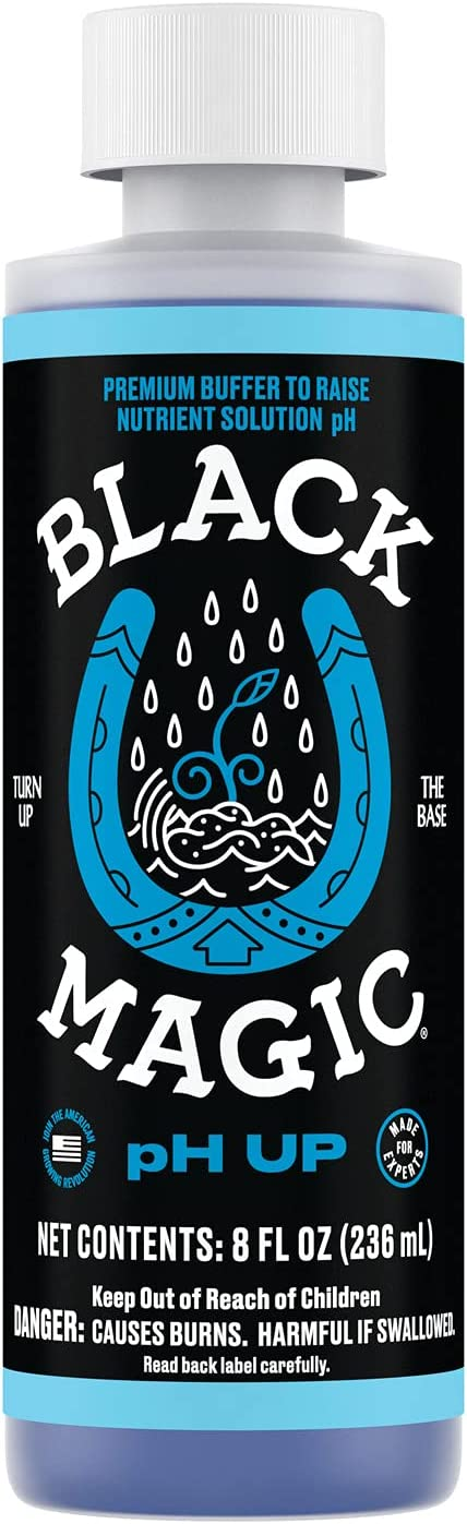Black Magic pH Up, 8 fl. oz.