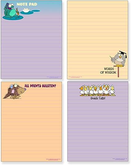 Quack Calls Funny Notepad 35006