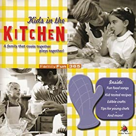 timely, professional kids in the kitchen songs first