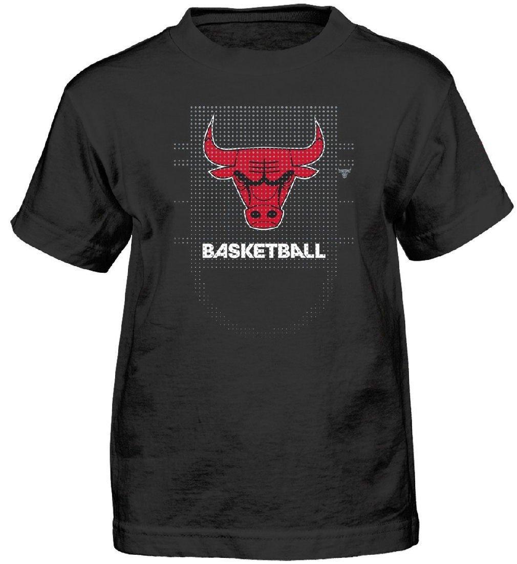 adidas Chicago Bulls Negro Clave a Victoria para Hombre Camiseta ...