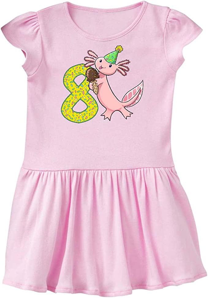 inktastic 4th Birthday Princess Frog Toddler T-Shirt