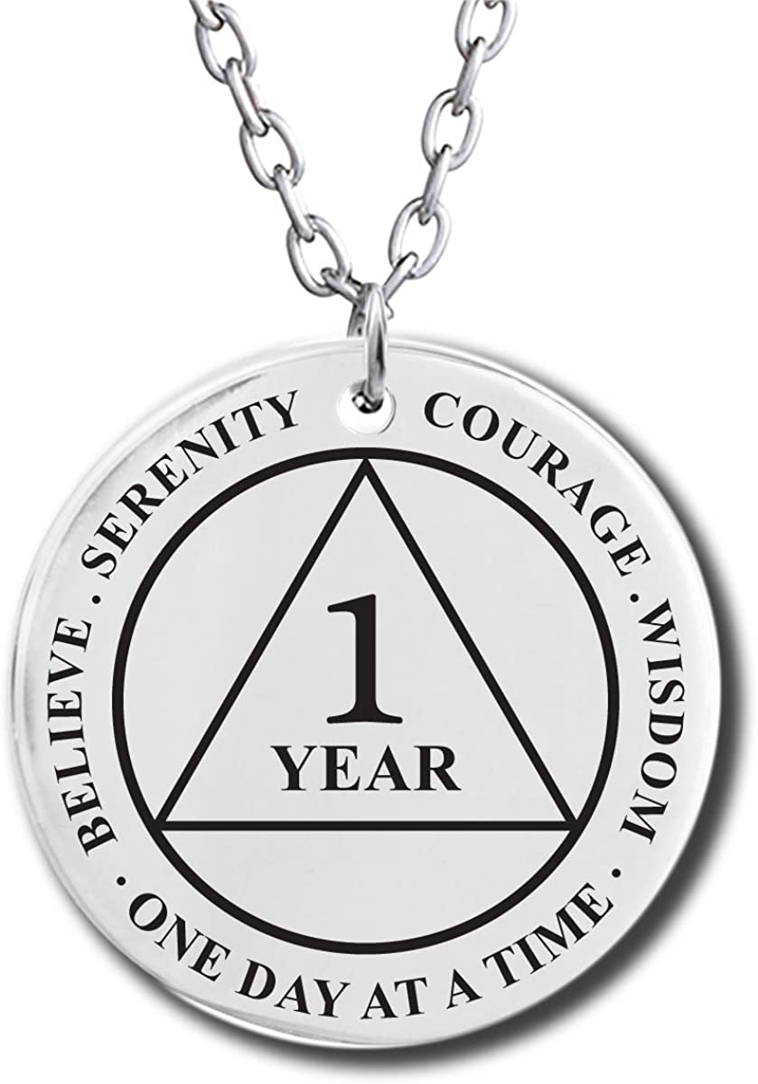 NA Black Gold Coin 24 Year Tri-Plate Narcotics Anonymous Medallion Out of Ashes