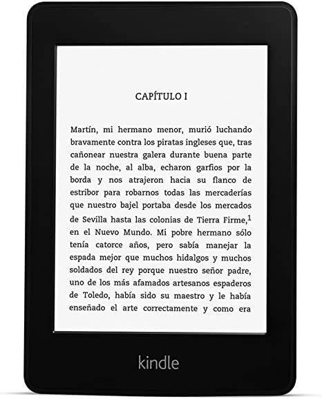 Kindle Paperwhite 3G reacondicionado certificado - e-reader con 3G ...