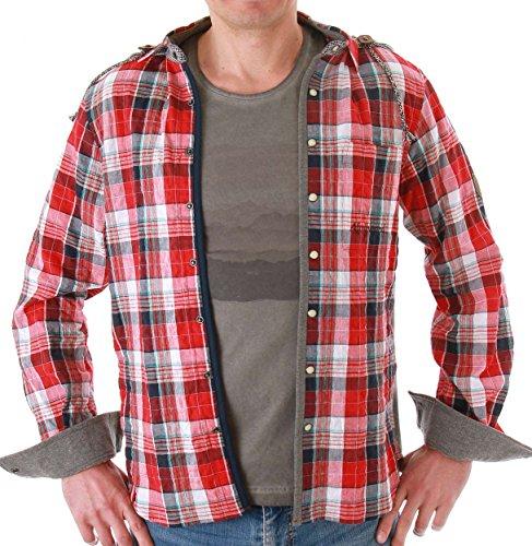 Almgwand 1928 -  Camicia Casual  - Uomo