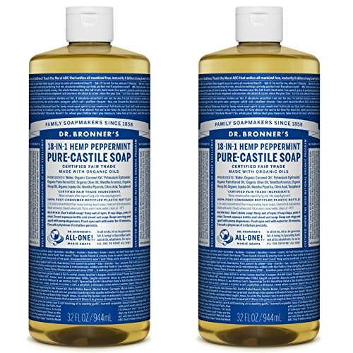 The 10 best castille soap liquid dr bronner