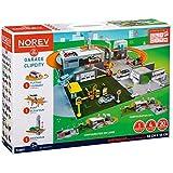 Norev - T23057 - Norev - Garage Clip City 4 Plaques