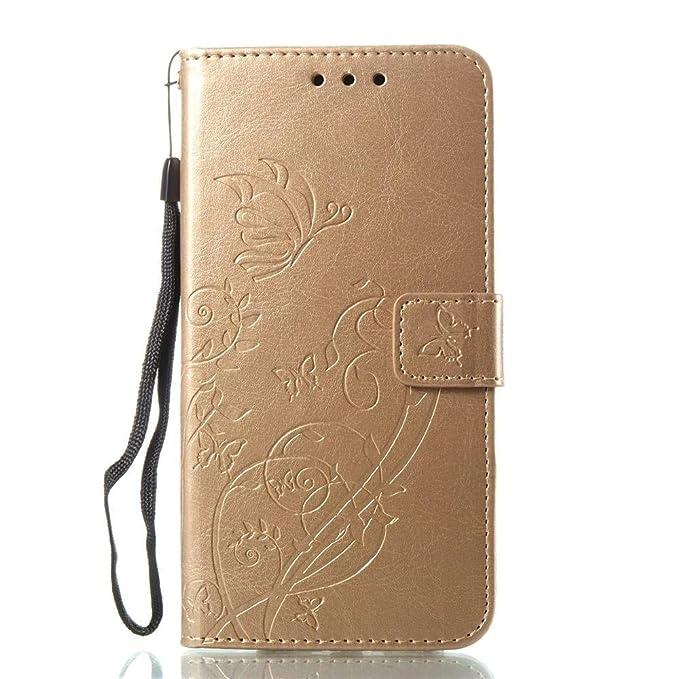 4 opinioni per KATUMO Custodia Galaxy J7 2017 Cover, Flip Wallet Case Book Style Internamente