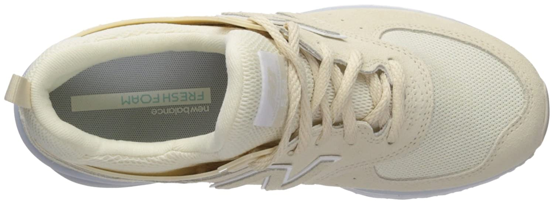 New Balance - - Frauen Fresh Foam WS574 Schuhe, 36.5 - EUR - 36.5 Width B, Bone Angora 700c52