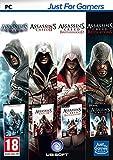 Quadruple Pack - Assassin's Creed: 1 + 2 + Brotherhood + Revelations