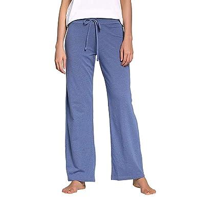 RYTEJFES Pantalones Mujer Algodón Leggings Pantalones De Pijama ...