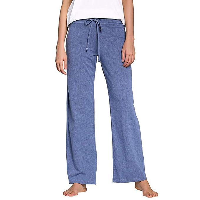 RYTEJFES Pantalones Mujer Algodón Leggings Pantalones De ...