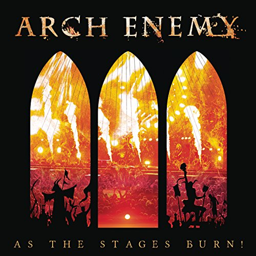 As The Stages Burn! [CD + DVD]