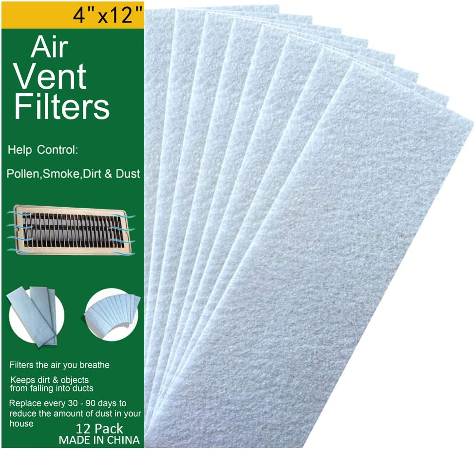 12-Pack Air Vent Filters 4