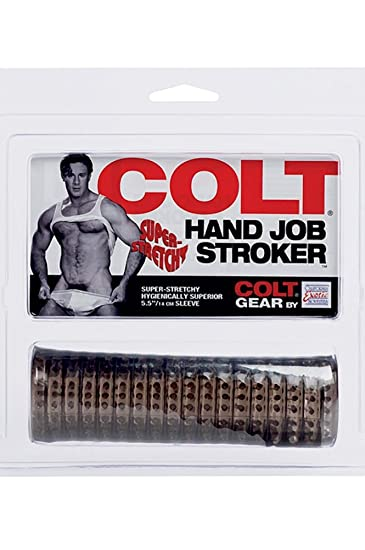 Agree, rather colt hand job stroker