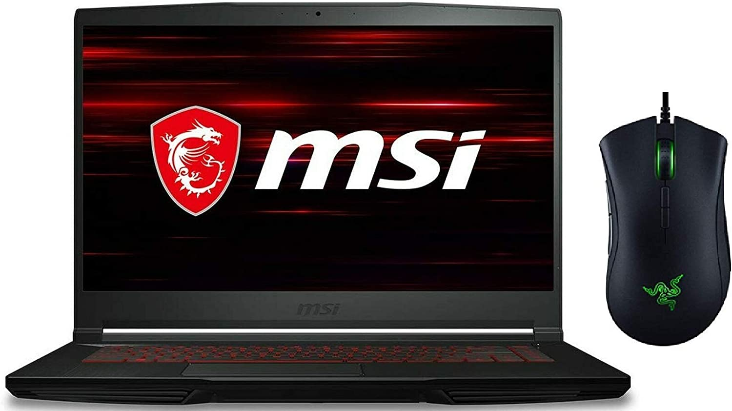 "Newest MSI 15.6"" FHD Premium Gaming Laptop 