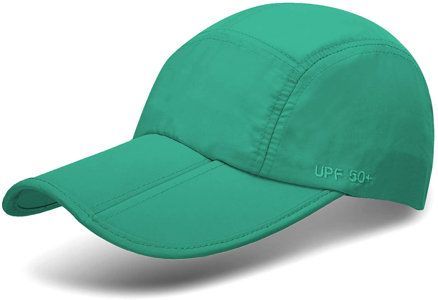 Unisex Foldable UPF 50+ Sun Protection Quick Dry Baseball Cap Portable Hats