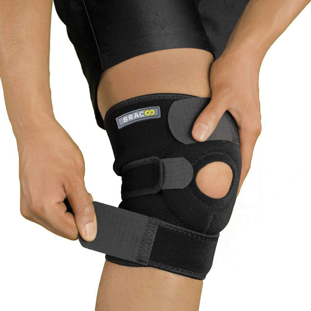 The right KNEE SUPPORT by Plunger
