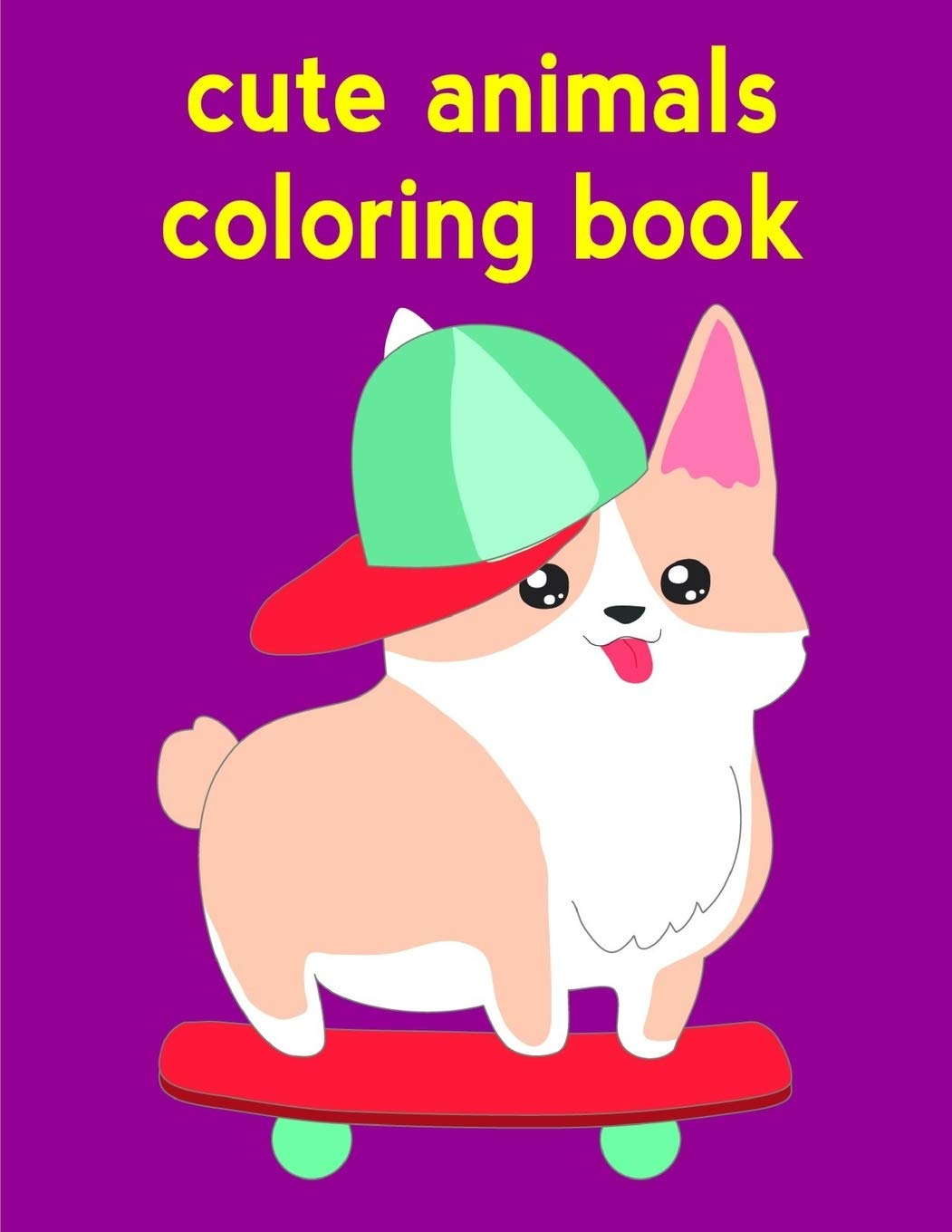 Amazon Com Cute Animals Coloring Book Coloring Pages With Funny Easy Learning And Relax Pictures For Animal Lovers Animal Planet 9781674015682 Color Advanced Books