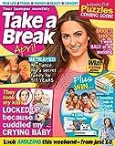 Take a Break Bumper Monthly