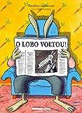 capa de O Lobo Voltou!