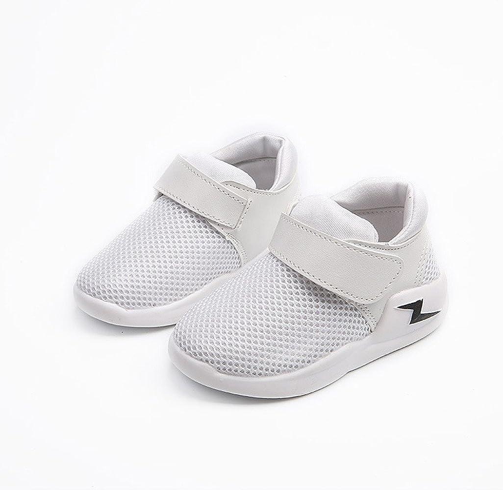 YanHoo Zapatos para Niños Zapatillas Deportivas Casual para niños ...