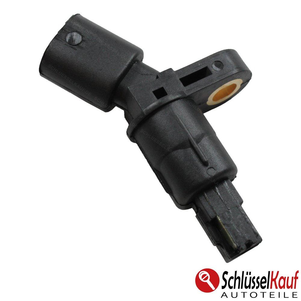 2x ABS Sensor Raddrehzahlsensor HINTEN LINKS UND RECHTS 1J0927807B NEU
