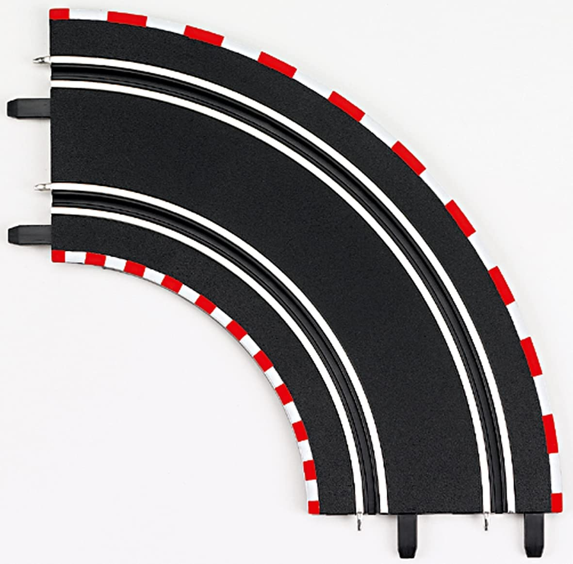 /& High Curve Sections Carrera 61614 GO!! Curves Track Extension Set 3 Add On Parts Includes Straights