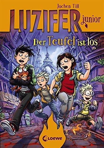 Luzifer junior - Der Teufel ist los Gebundenes Buch – 17. September 2018 Jochen Till Raimund Frey Loewe 3743200775