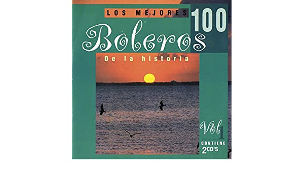 Los 100 Mejores Boleros Vol. 1 by Various artists on Amazon Music - Amazon.com