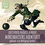 Münchhausens Abenteuer | Gottfried August Bürger