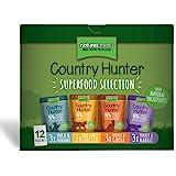 Natures Menu Country Hunter Cat Sacchetti, Confezione da 6