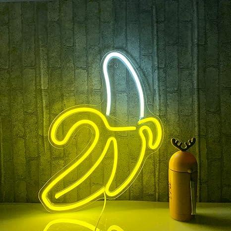 Amazon.com: Luces de neón para decoración de pared con luces ...
