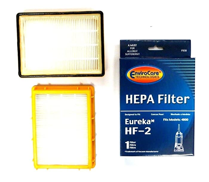 Top 9 Eureka The Boss Smart Vac Hf2 Filter