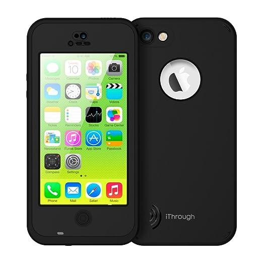 43 opinioni per iPhone 5C Custodia impermeabile, iThrough™ iPhone 5C Custodia impermeabile,
