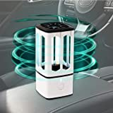 360° UV Lamp, Ozone Lamp, Portable Air Purifier, ABS & 800mAh Battery, Used in Car/Home/School/Hotel/Pet Area