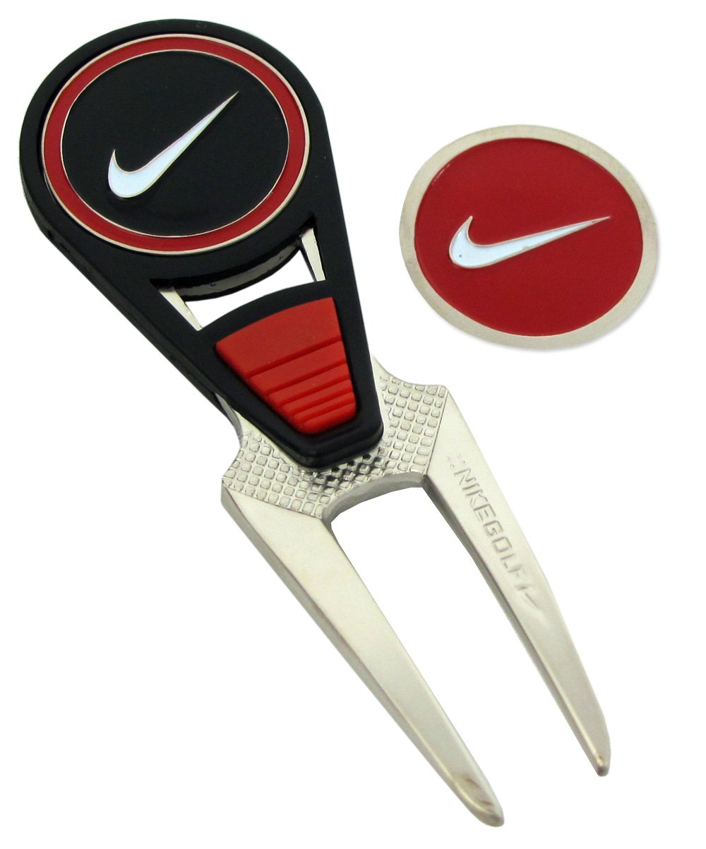 ball markers. amazon.com : nike golf- cvx ball mark repair tool \u0026 markers golf divot tools sports outdoors e