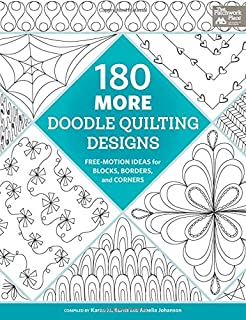 graphic regarding Free Printable Machine Quilting Designs identify Quilting Ideas Perpetual Calendar: 365 No cost-Action Plans