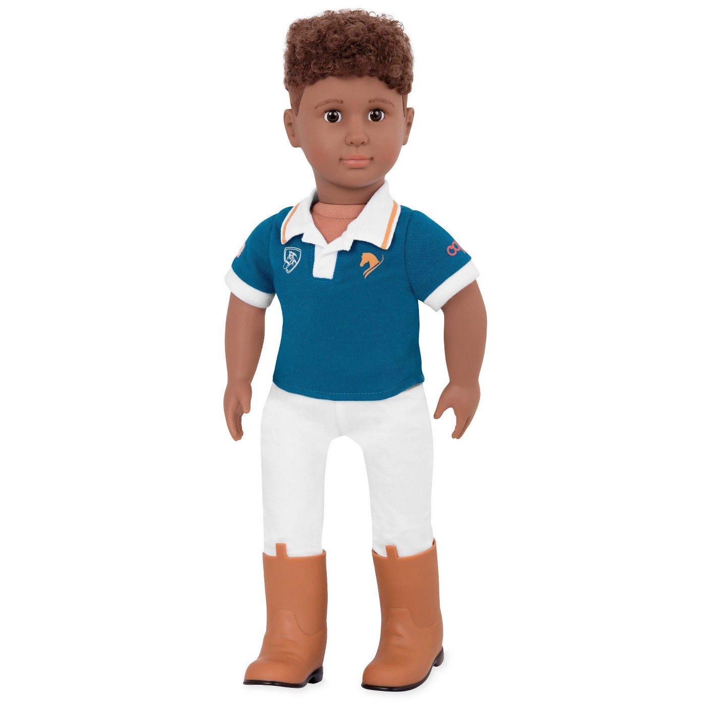 """Our Generation Boy Doll Tyler 18 """" (46 cm) Ethnic   B07BMKNGHJ"""