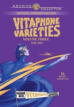 amazon com vitaphone varieties volume three 1928 1929 movies tv rh amazon com