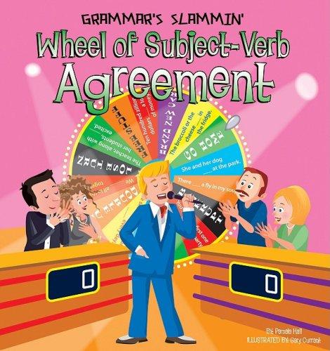 Wheel of Subject-Verb Agreement (Grammar's Slammin'): Pamela Hall ...