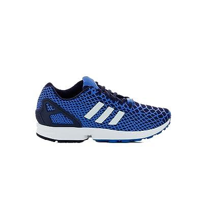 adidas Chaussures ZX Flux M19840 Bleu pour Homme: