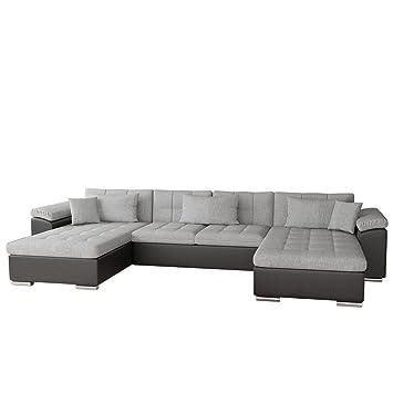 Mirjan24 Ecksofa Wicenza Bris Elegante Big Sofa Mit Schlaffunktion