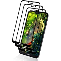 Yompz [3 Pezzi Pellicola Protettiva per Huawei P20 Lite, Pellicola Protettiva in Vetro Temperato Protezione Schermo Screen Protector per Huawei P20 Lite, Durezza 9H, Nero