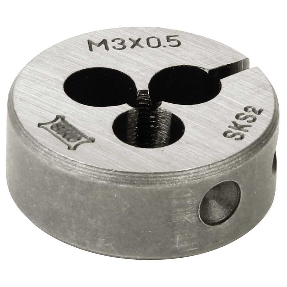 SK11 ネジ切ダイス25mm径 M3X0.5