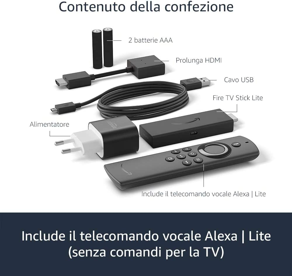 Incluso in Fire Stick