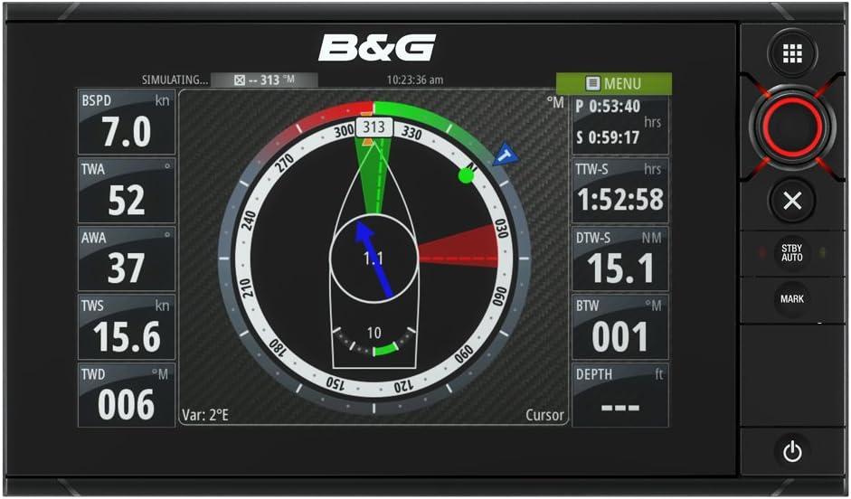 B&G 000-11188-001 - Equipo eléctrico para Barco: Amazon.es: Deportes y aire libre