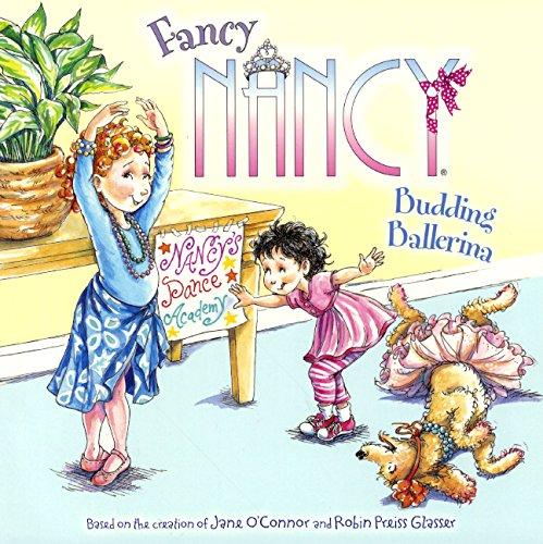 Download Budding Ballerina (Turtleback School & Library Binding Edition) (Fancy Nancy) pdf epub